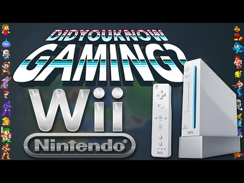 Nintendo Wii - Did You Know Gaming? Feat. Rated S Games