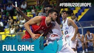 Watch Italy v Serbia at the FIBA U20 European Championship 2017. ▻▻ Subscribe: http://fiba.com/subYT Click here for more: http://U20Europe.basketball/Men ...