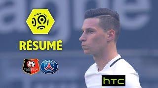 Video Stade Rennais FC - Paris Saint-Germain (0-1)  - Résumé - (SRFC - PARIS) / 2016-17 MP3, 3GP, MP4, WEBM, AVI, FLV Oktober 2017