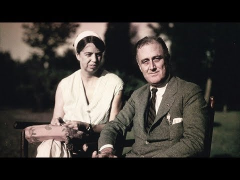 Franklin D. Roosevelt - The Wheelchair President: Episode 2 (WWII Documentary HD)