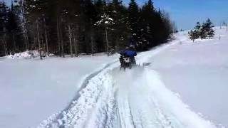 11. Polaris 600 Switchback Adventure