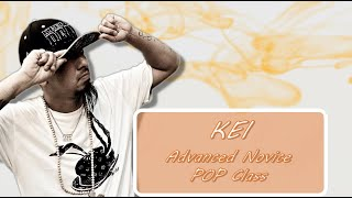 Kei Advanced Novice / POP Class – Return Sunshine Day ~DAY2~1部10番