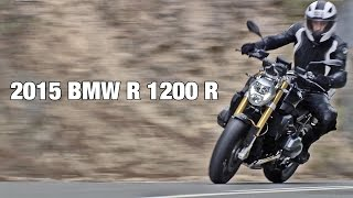 5. 2015 BMW R 1200 R road test