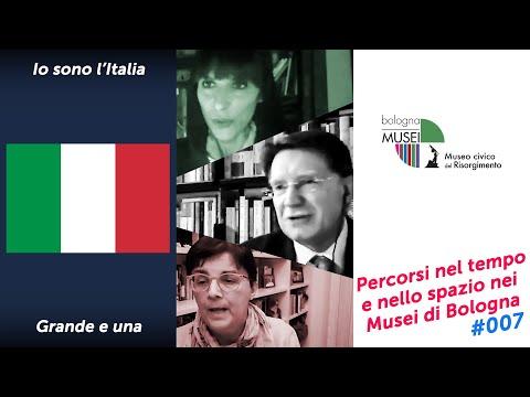 Io sono l'Italia grande e una