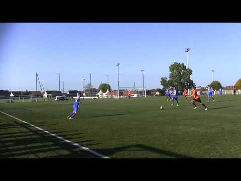 Résumé du match U16 Sablé FC - Stade Lavallois (4-1)