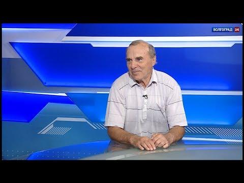 Дмитрий Котопуло, ветеран волгоградского футбола, детский тренер, мастер спорта СССР