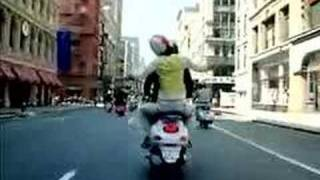 7. Borgata Casino Vespa Scooter Commercial