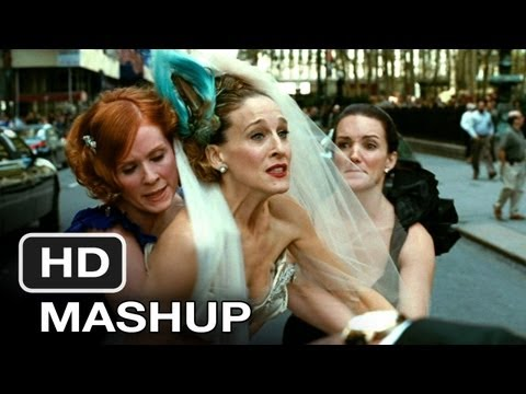 Runaway Weddings & Marriages: Movie Drama Between Bride, Groom - Sex And The City, Hangover, & More