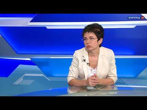 """Любовь Глыжко, директор МОУ ДО """"Центр """"Пост №1"""" Волгограда"""""""