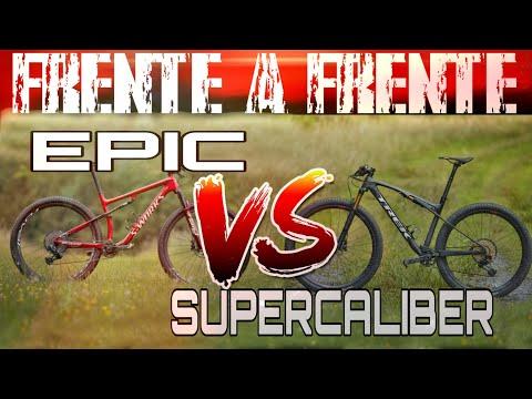 Trek Supercaliber VS Specialized Epic 2021