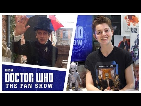 Doctor Who: The Fan Show - Series 10 Production Update