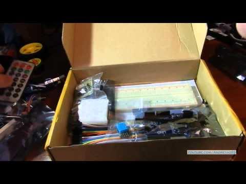 Arduino Starter Kit  из Китая
