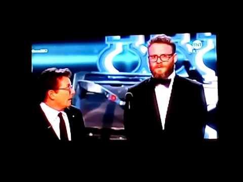 Michael J. Fox in the Oscars 2017