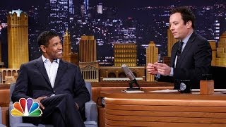 Denzel Washington and Jimmy Have Several Things In Common