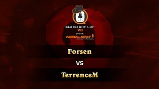 Forsen vs TerrenceM, game 1
