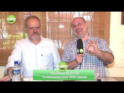Ricardo Orlandini entrevista Fernando Brandão