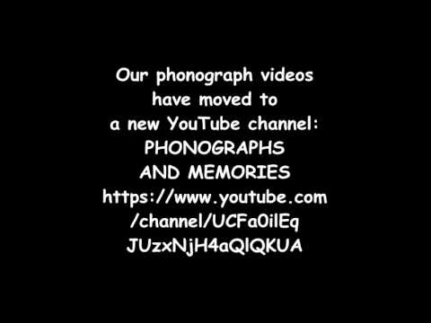 Phonograph Videos Are On A New Site.