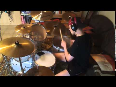 Mantar - White Nights (Drum Cover)