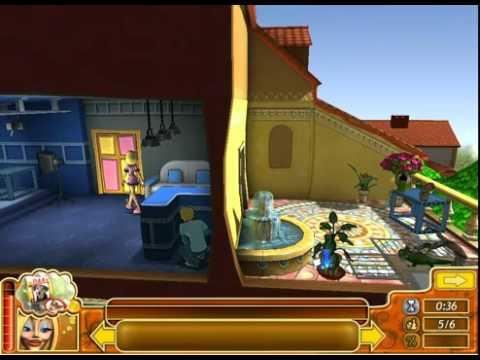 Huong dan Neighbours From Hell 6 (walkthrough level 7) part2 HD