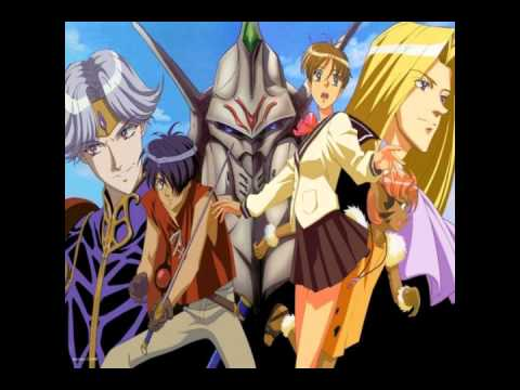 The Vision Of Escaflowne OST - Intro Theme/Opening - Yakusoku wa Iranai