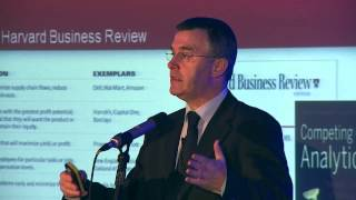 Big Data Analytics - Oracle Utilities - Martin Dunlea - Smart Grid World Summit 2012