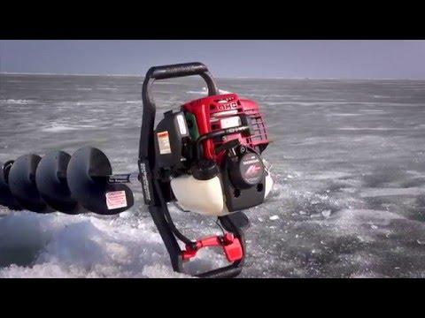 Strikemaster Honda Lite Ice Auger