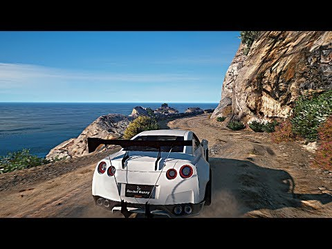 ►GTA 5 Ultra-Realistic Graphics! 4k 60FPS REDUX + NVR GTA 5 PC Mod!