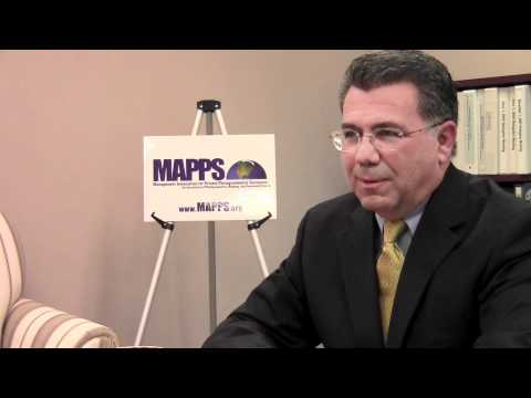 PSM Interview with MAPPS' John Palatiello part 4 continued