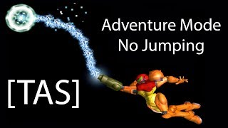 SSBM: [TAS] Adventure Mode No Jumping