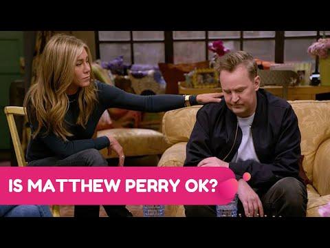 Matthew Perry Terrifies Fans As He Slurs Speech During An Interview   Rumour Juice