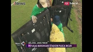 Video Pasca Kerusuhan Suporter, Stadion Kanjuruhan Malang Alami Kerusakan - iNews Sore 16/04 MP3, 3GP, MP4, WEBM, AVI, FLV Juli 2018
