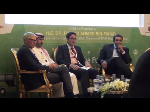 Panel Discussion Sustainable Mobility for the UAE