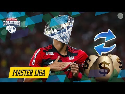 Kinoplex - JÓIA BRASILEIRA ASSINA COM O BORUSSIA!!!  MASTER LIGA #EP5