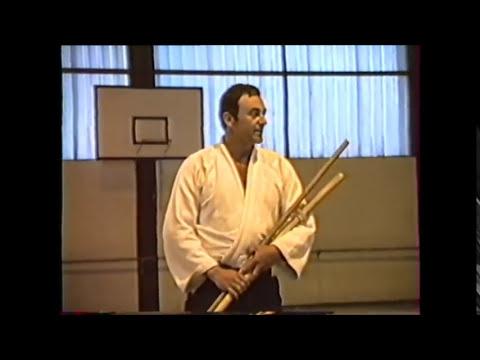 Редкое видео 1988 года, где Тики Шеван демонстрирует не только Иайдо, но и является shidachi и uchudachi для Floréal Pérez в демонстрации Дзёдо. Перед выступлением Миямото-Сихана, в конце видео, выступление Стефана Бенедетти