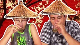 Türkler Japon İçeceklerini Tadıyor - Karpuzlu Fanta, Yosun...