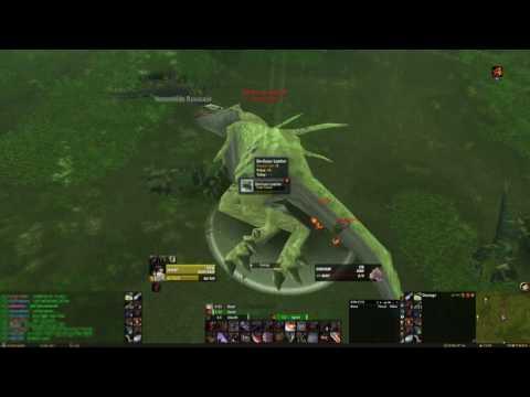 Devilsaur Cartel helps Overbit get his 100% mount (видео)