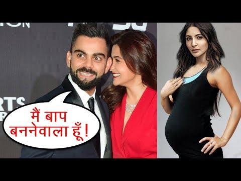 Anushka Sharma PREGNANT Virat Kohli SAHRES POST Ta