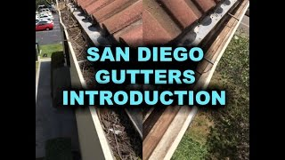 An Introduction to San Diego Gutters
