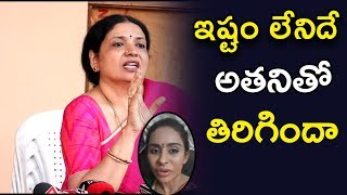Video Jeevitha Rajasekhar On  Tollywood Casting Couch || Sri Reddy || POW Sandhya || Friday Poster MP3, 3GP, MP4, WEBM, AVI, FLV April 2019
