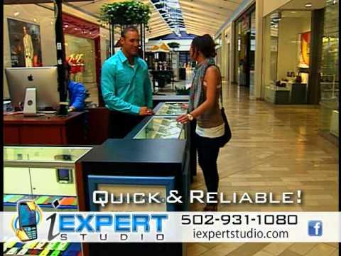 Smartphone Repair commercial, iExpert Studio, Louisville, KY