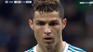 ملخص مباراة ريال مدريد وباريس سان جيرمان 3-1 كاملة 🔥 رونالدو يدمر نيمار - جنون رؤوف خليف
