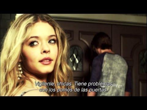 "Pretty Little Liars - Jason and Alison DiLaurentis Flashback SUBTITULADO 2x02 ""The Goodbye Look"""