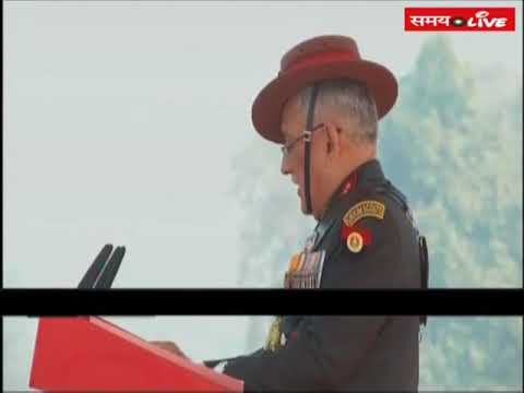 Army chief Bipin Rawat warned Pakistan on 70th Army Day
