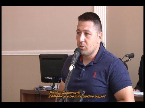 Теодоровић: Гасификација Мачве брзо, решавају се проблеми водоснабдевања и канализације