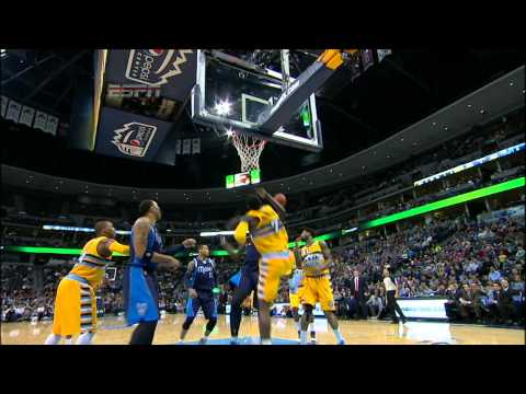 NBA - Subscribe to NBA LEAGUE PASS http://www.nba.com/leaguepass Download NBA Game Time http://www.nba.com/mobile Countdown the top ten plays from Wednesday's acti...