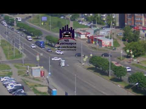 9 Мая - Шумяцкого 16.07.2018 ЧП Красноярск