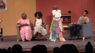The Colored Museum - Brooks College Prep, Fall 2016 - Part 2