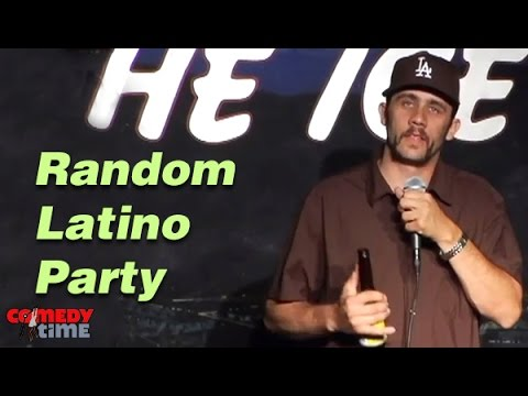 Random Latino Party! - Comedy Time Latino