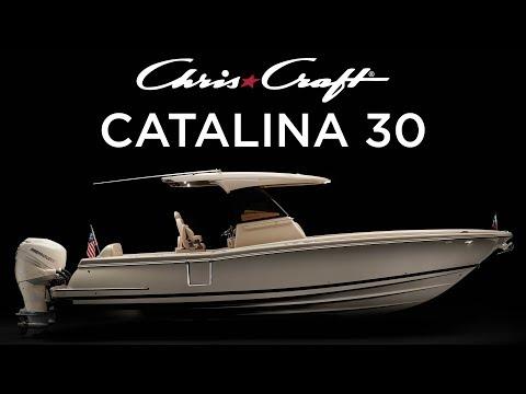Chris-Craft Catalina 30video