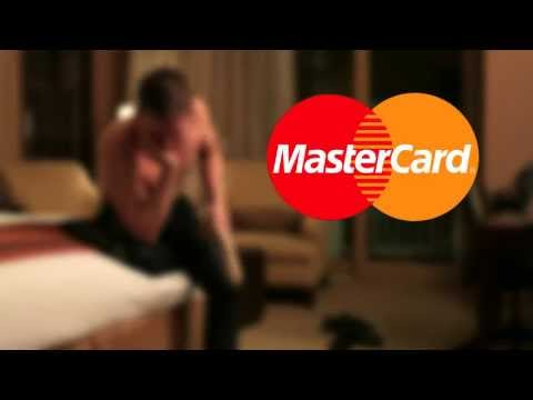 Banned MasterCard Commercial (FUNNY)